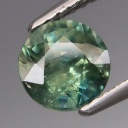Heated only 1.70ct Mozambique Sapphire solitaire