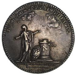 1779 German States-Brandenburg-Ansbach 1 Thaler - Circulated