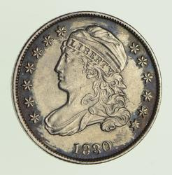 1830 Capped Bust Dime - Circulated