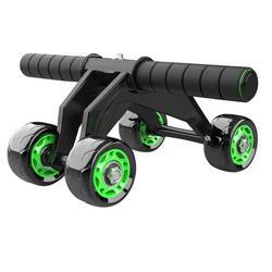 4 Wheel ABS Roller Wheel