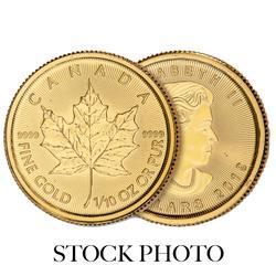 2006 Canada Uncirculated $5 Gold Maple Leaf