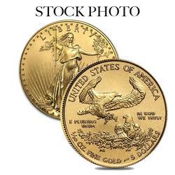 1998 $5 Gold Eagle BU