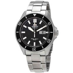 New Mens Orient Automatic w Black Dial