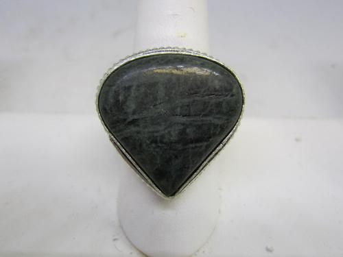 Silverstone Gemstone Ring