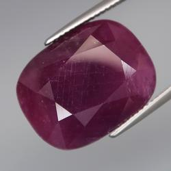 Massive 33.07ct collectors UNHEATED Ruby from Guinea
