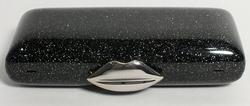 Lulu Gunnes black purse