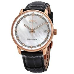 New Womens Mido Swiss Automatic w Rose Gold Accents