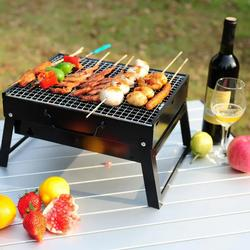 Portable Barbecue Stove Outdoor Cooking Grill Oven