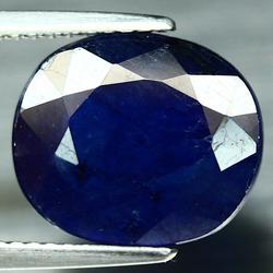 Lavish 8.14ct cobalt blue Sapphire from Madagascar