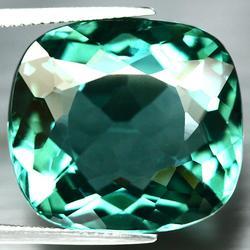 Pristine 26.64ct AAA created green Amethyst
