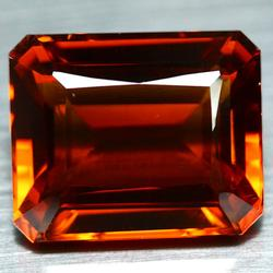 Top color AAA 28.33ct created Citrine