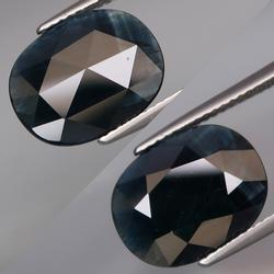 Double faced low profile 5.02ct Sapphire