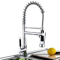 Pull Out Kitchen Sink Mixer Faucet