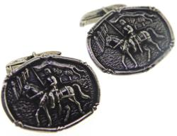 Vintage 925 Sterling Silver Cufflinks