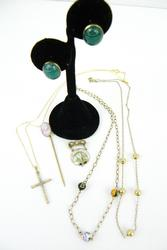 Vintage Collection of Gold-Filled Jewelry