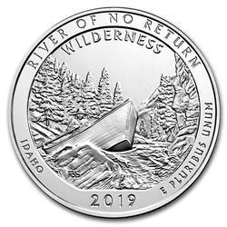 2019 Silver 5oz US MINT River of No Return ATB