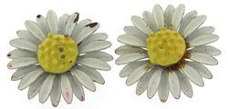 Cute Sun Flower Earrings