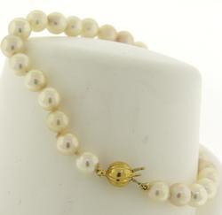 Elegant White Pearl 7
