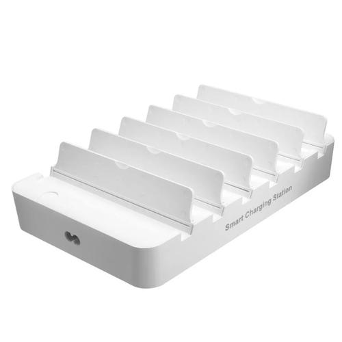 6-Port 60W USB Charger
