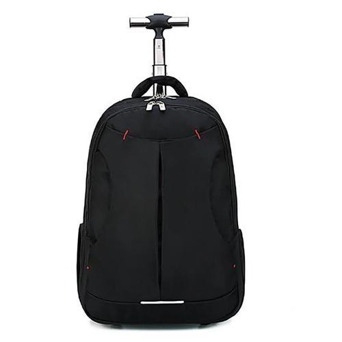 Travel Bag 18 inch Rolling Shoulders Backpack Trolley