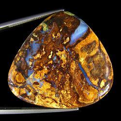 Superb 67.38ct highly figurative Boulder Opal