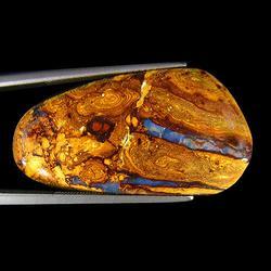 Gorgeous 25.43ct crystal core Koroit Boulder Opal