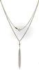 Tiffany & Co Mesh Tassel Necklace w FWP