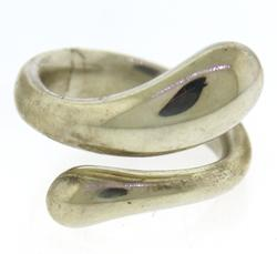 Tiffany & Co Bypass Teardrop Ring