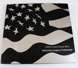 2008 US Mint Legacy Collection