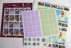$186.08 Face Value Mint 29& 39 Cent US Souvenir Sheets