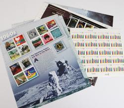 $166.65 Face Value In Mint 33 Cent US Souvenir Sheets