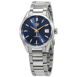 New Womens Tag Heuer w Blue Dial