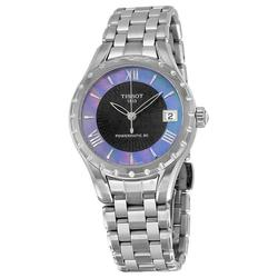 New Womens Tissot Automatic w Mother of Pearl