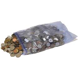 10 Pounds of Assorted Foreign Coins