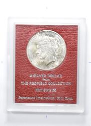 1926-S Peace Silver Dollar - The Redfield Collection - 65 Quality