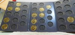 Presidential Medal Set, with 12 Medals