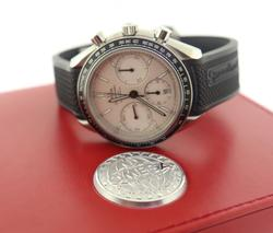 Omega Racing Co Axial Chronograph 40mm Watch