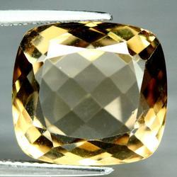 11.62ct rich golden yellow Citrine