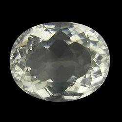 Gorgeous VVS 5.53ct untreated diamond white Beryl