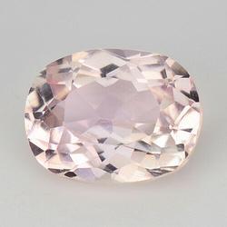 Brilliant 3.69ct vibrant pink Kunzite