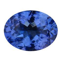 Gorgeous 1.10ct VVS blue violet Tanzanite