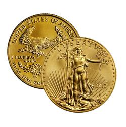 2013 Liberty $5 US Gold