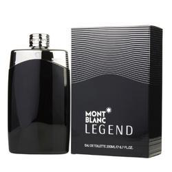 Mont Blanc Legend by Mont Blanc 6.7 oz EDT for Men