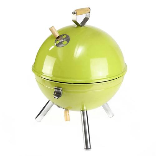 30x44cm Iron Oven BBQ Grill Charcoal Grill