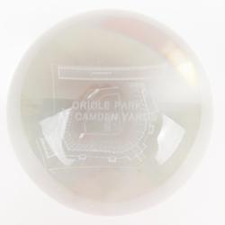 Oriole Park at Camden Yards Hologram Paperweight