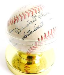 Facsimile Signed Orioles Baseball