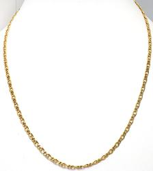 Mariner Style 14kT Yellow Gold Chain