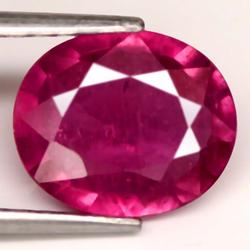 Vibrant 2.75ct high luster Ruby
