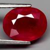 Gorgeous 4.13ct top blood red Ruby