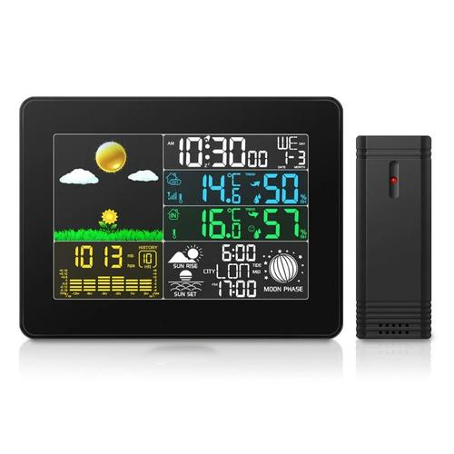 Wireless Weather Station Smart Home Hygrometer